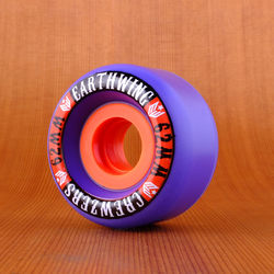 Earthwing Crewzers 62mm 93a Wheels - Purple