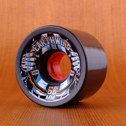 Earthwing Road Rage 66mm 84a Wheels - Black