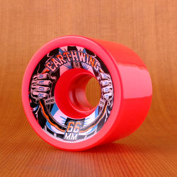 Earthwing Road Rage 66mm 78a Wheels - Red