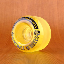 Sector 9 Nineball 61mm 78a Wheels - Yellow