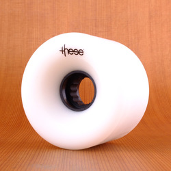 These 69mm 82a ATF 327 Wheels - White