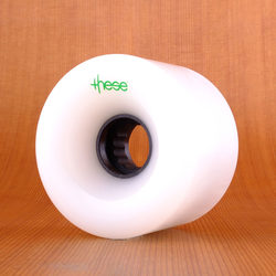 These 69mm 82a ATF 317 Wheels - White