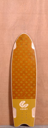 "Comet 36.25"" Morgan Longboard Deck - Air Frame"