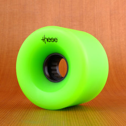 These 69mm 82a ATF 327 Wheels - Green