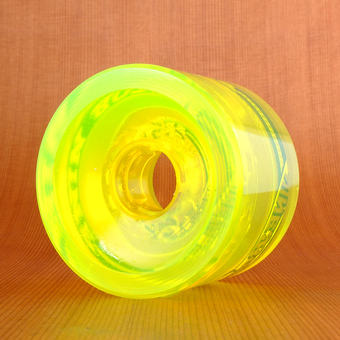 Sector 9 Top Shelf 72mm 78a Wheels - Yellow
