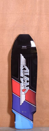 "Gravity 36"" Down Hill Key Longboard Deck"