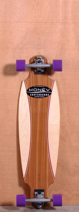 "Honey 36"" Amp Longboard Complete"
