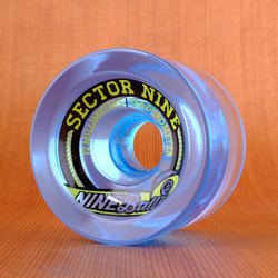 Sector 9 Top Shelf 72mm 78a Wheels - Blue