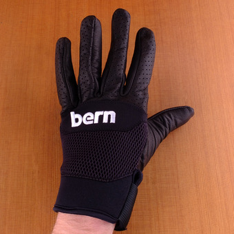 Bern Haight Slide Gloves - Black