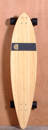 "GoldCoast 44"" Classic Floater Longboard Complete - Bamboo"
