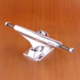 Independent 149mm Koston II Forged Hollow Trucks - Silver