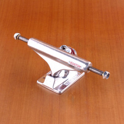 Independent 129mm Koston II Forged Hollow Trucks - Silver