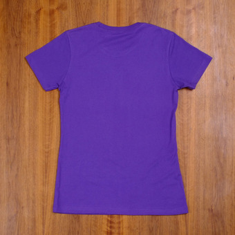 Sector 9 Line Up T-Shirt - Purple