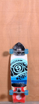 "Sector 9 29.25"" Floater Longboard Complete - Blue"