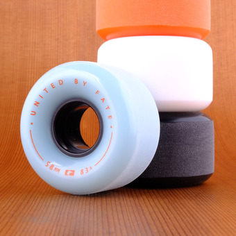 Globe Bruiser 58mm 83a Wheels - Mash Up Pack