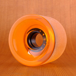 Globe G Icon 70mm 78a Wheels - Clear Amber