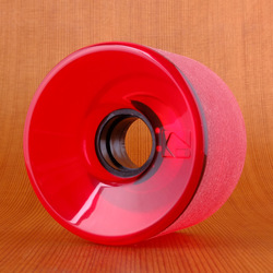 Globe G Icon 76mm 78a Wheels - Clear Red