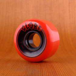 Globe Bruiser 58mm 83a Wheels - Blood Orange