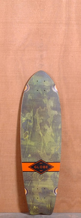 "Globe 33"" Chromantic Longboard Deck - Camo"