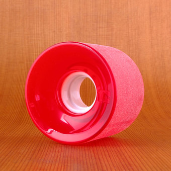Globe Bantam 62mm 83a Wheels - Clear Red