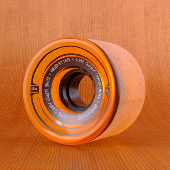 Globe Steam Roller 65mm 83a Wheels - Amber