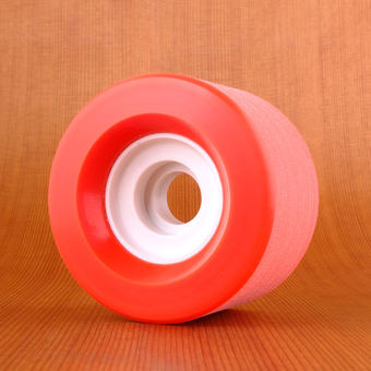 RAD Release 72mm 80a Wheels - Red
