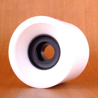 RAD Advantage 74mm 78a Wheels - White
