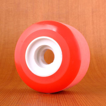 RAD Glide 70mm 80a Wheels - Red