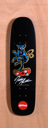 "Almost Mullen Freestyle Mutt 7.375"" Skateboard Deck"