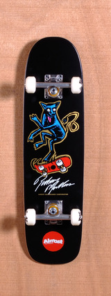 "Almost Mullen Freestyle Mutt 7.375"" Skateboard Complete"