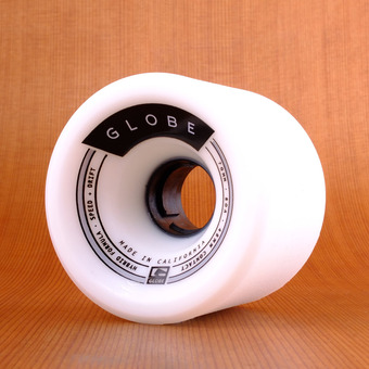 Globe Trooper 70mm 80a Wheels - White