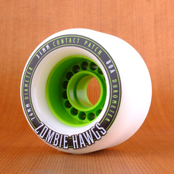 Hawgs Zombie 76mm 80a Wheels - White