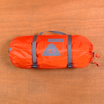 Poler Two Man Tent - Orange