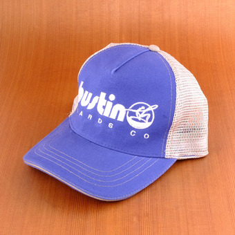 Bustin Trucker Hat - Blue