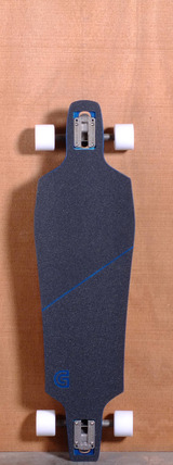 "GoldCoast 38"" Matrix Longboard Complete"