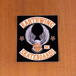 "Earthwing Eagle 3.5"" Sticker"