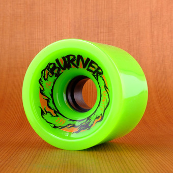 Gravity Burner 66mm 78a Wheels - Green