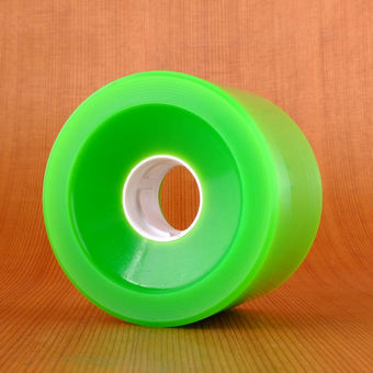 Cadillac Khanas 70mm 83a Wheels - Green