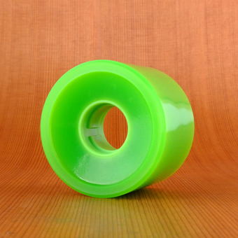 Cadillac White Walls 59mm 78a Wheels - Green