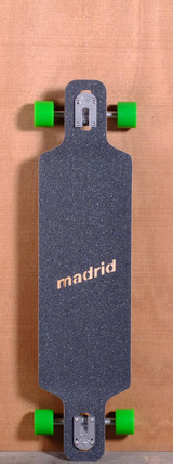 "Madrid 40"" Thumbs Up Longboard Complete - Drop Through"