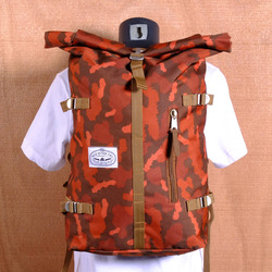 Poler Rolltop Backpack - Autumn Camo