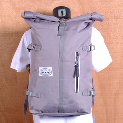 Poler Rolltop Backpack - Grey