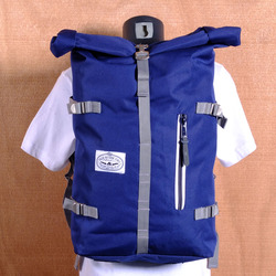 Poler Rolltop Backpack - Navy