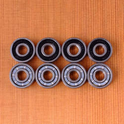 Bones Super Reds 8mm Bearings