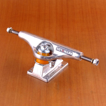 Independent 149mm Reynolds II GC Hollow Trucks - Silver