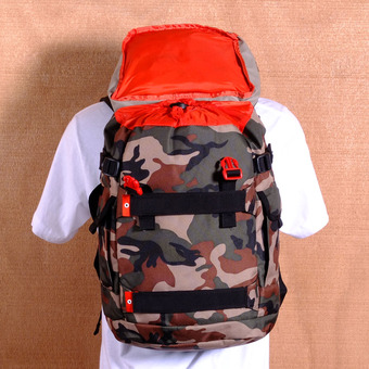 Dakine Burnside 24L Backpack - Camo