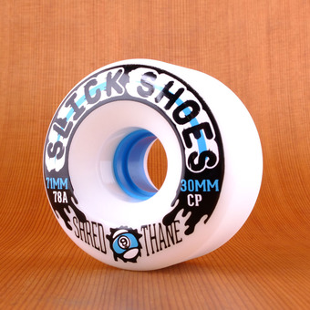 Sector 9 Slick Shoes 71mm 78a Wheels