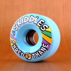Sector 9 Skiddles 70mm 78a Wheels - Blue