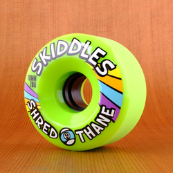 Sector 9 Skiddles 70mm 78a Wheels - Green