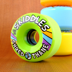 Sector 9 Skiddles 70mm 78a Wheels - Mixed
